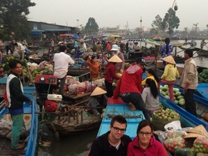 CAN THO, Cai Rang Floating Market - Special Day Tour