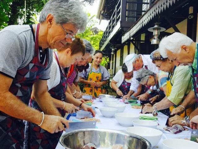Cooking Class Photos
