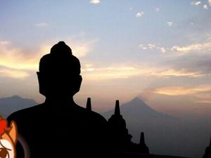 Borobudur Sunrise Tour Photos