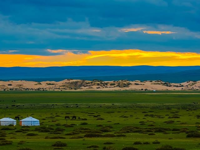 The Best of Central Mongolia Photos