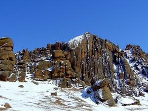 Winter Adventure in Terelj National Park