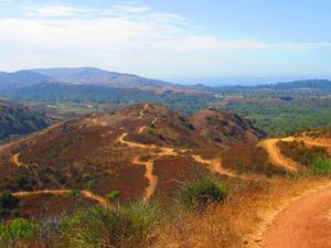Guided Mountain Biking Tour Photos