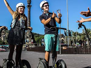 Barceloneta Ride Photos
