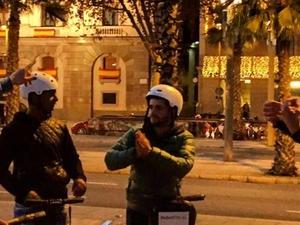 Barcelona Night Segway Group Tour