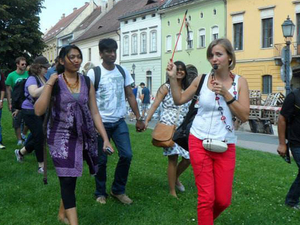 Budapest Orientation Walking Tour