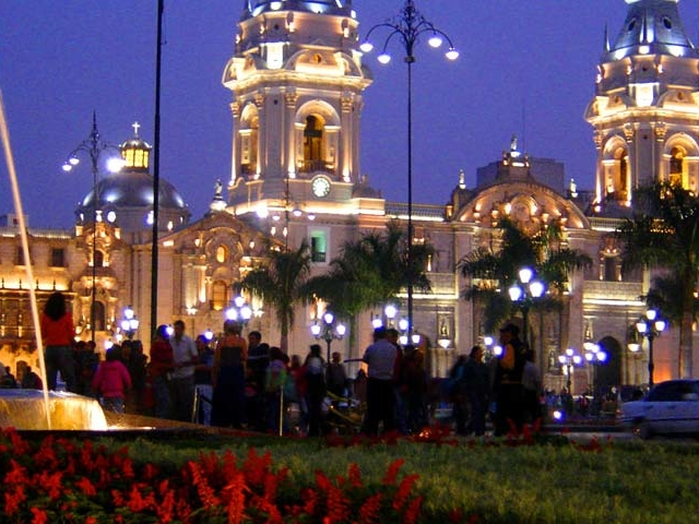 Lima Private Walking Tour Photos