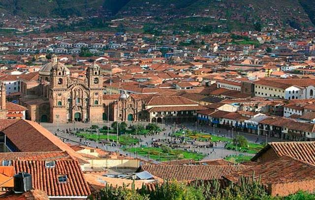 Spirited of Peru Photos