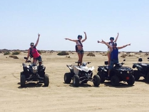 Lady's Mile - Kourion Beach Quad Safari