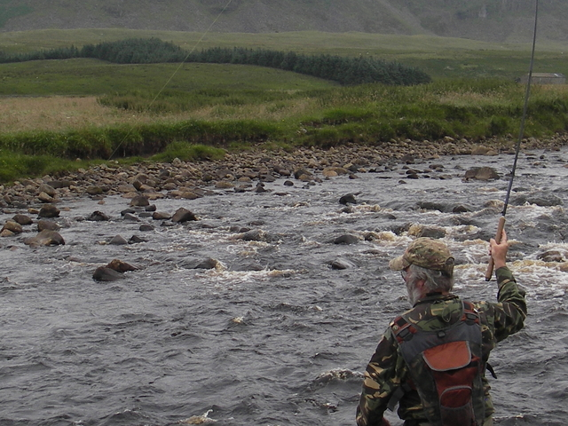 River Tees Wild Brown Trout Wilderness Fly Fishing Experience Photos