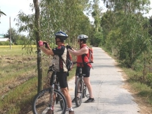 Biking Tour in Mekong Delta Photos