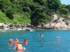 Hoi An Cham Island Photos