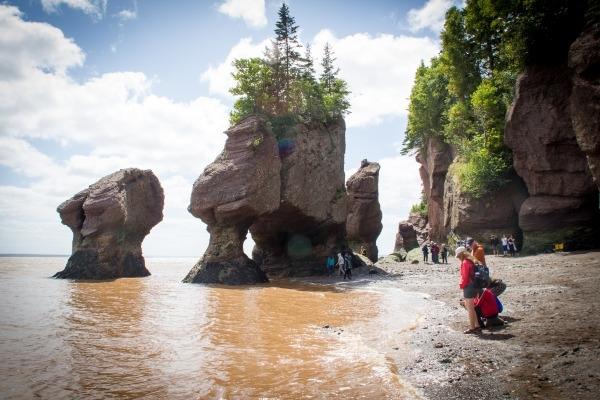 Tour of Ontario, Quebec and Maritimes Photos