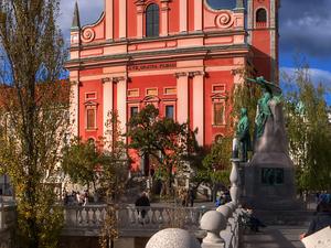 Must-See Ljubljana Walking Tour