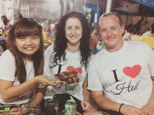 Hue Street Food By Night Tour Photos