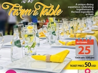 Farm to Table Brunch Haiti