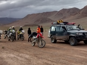 Kyrgyzstan Moto Bike & Jeep Tour Photos