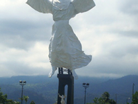 The 2nd Biggest Jesus Statue In The World After Rio De Janeiro