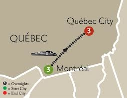 Montreal & Quebec City Fotos