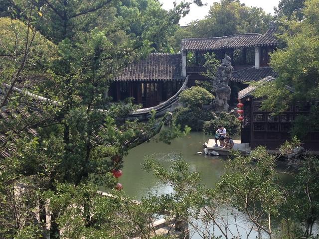 Water Town Tongli One Day Tour Photos
