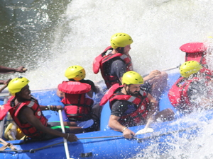 Full Day White Water Rafting Photos