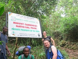 Mt Cameroon Summit and Back Photos