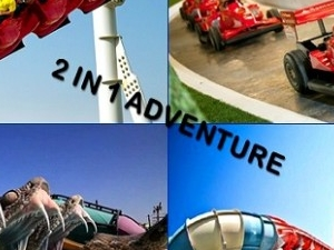 Yas Water World & Ferrari - Abu Dhabi Photos