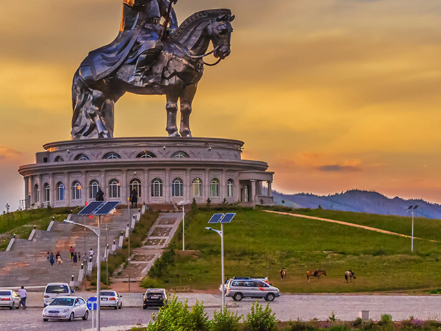 Chinggis Khaan's Statue & The 13th Century Theme Park Photos