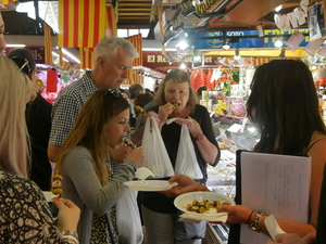 The Best Food Tour in El Born Barcelona - €10 Discount (ONLY €60)