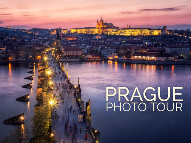 Prague Photo Tour Photos