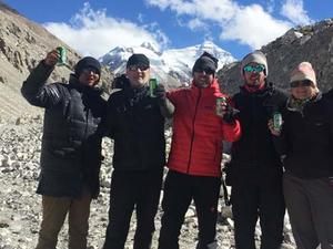 8 Days Mt. Everest Tour Photos