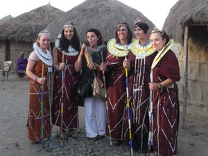Masai Cultural Tour Photos