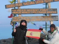Mt Kilimanjaro Via Lemosho Route