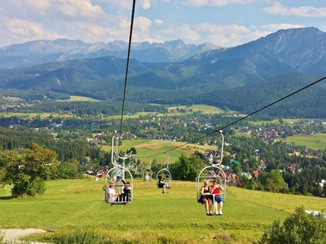 Catholic Tour Zakopane Tatras, Hot Spring, Village & Cable Car Photos