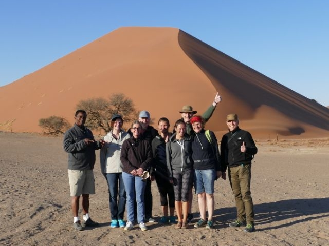 8 Days Southern of Namibia Tour Photos