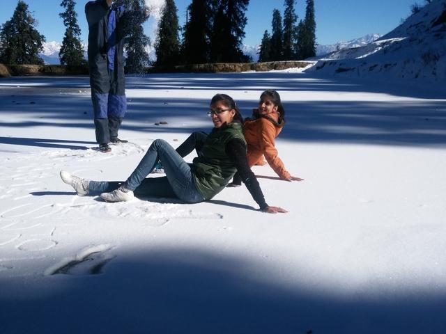 Narkanda Winter Snow Package Photos