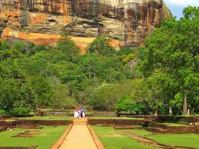 Kandy to Sigiriya Photos