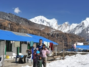 Annapurna Base Camp Trek Via Gorepani Photos