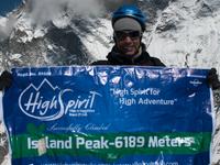 20131028 16 Island Peak Ascension