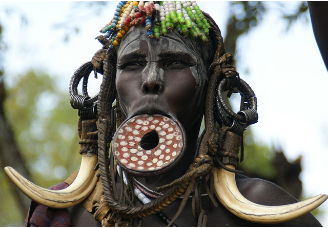 Southern Omo Valley Tribes Photos