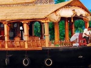 Alleppey Houseboat Leisure Photos