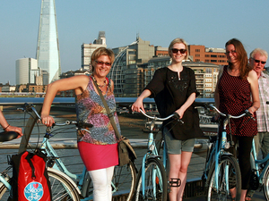 Love London Bicycle Tour