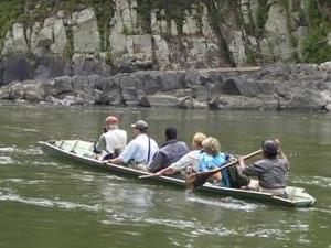 Geopark Merangin Jambi (world heritage, fossils and rafting) Photos