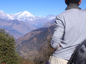 Short and Easy Trekking in Nepal Photos