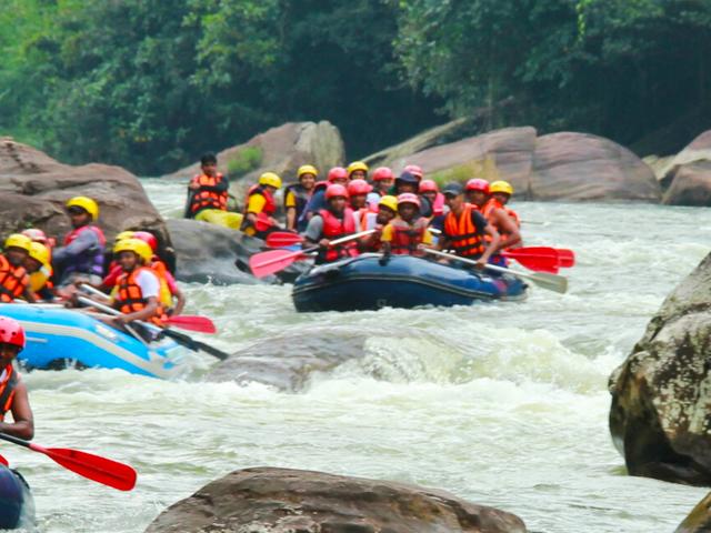 White Water Rafting & Trekking Tour Photos