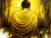Follow Me Buddha Paintings Sold