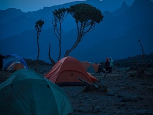 Kilimanjaro Trek - Rongai Hiking Photos