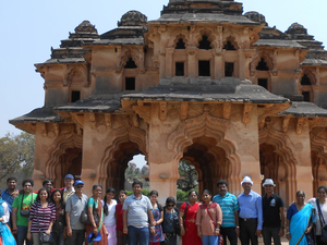 A To Z Trip Maker Daily Hampi sightseeing Tour Photos