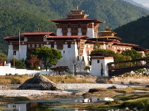 Western Bhutan Tour with World Tour Plan Photos