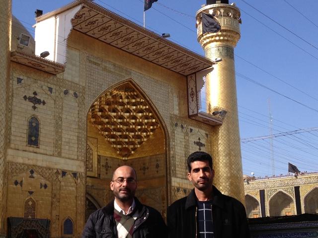 Tour to Iraq Photos