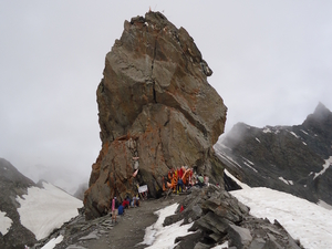 Snow Trek to Srikhand Mahadev Kailash Photos